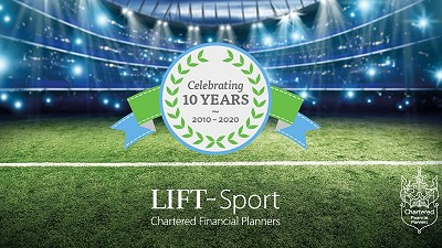 Continue reading 'Danny Renshaw celebrates LIFT-Sport's birthday'