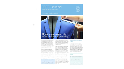 Continue reading 'Summer newsletter - fiscal drag, risk profiling & more'