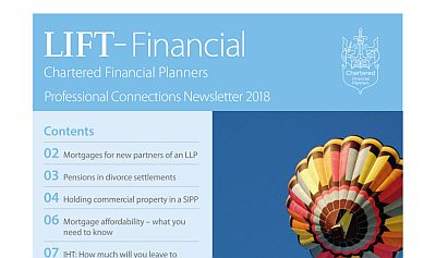 Professional Connections Newsletter 2018